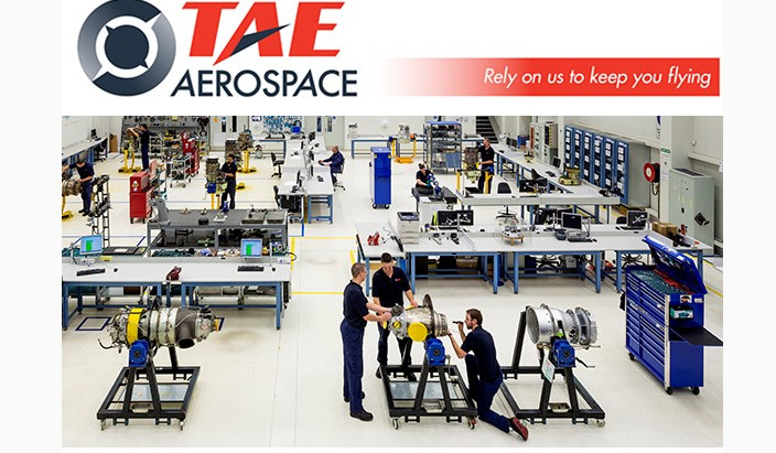 TAE Aerospace Turboprop engines & components