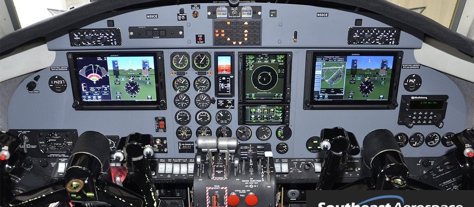 SEA Metroliner Cockpit Avionics Modernization