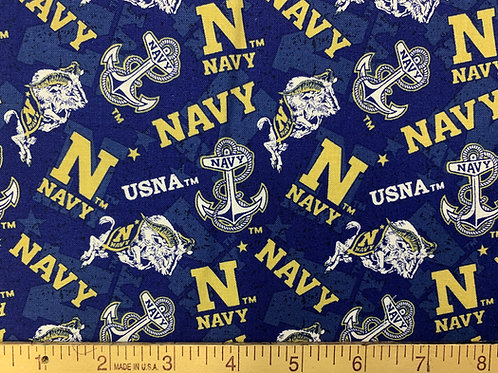 Naval Academy Face Mask