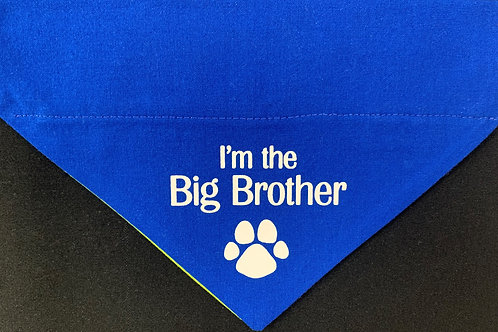 I'm the Big Brother - Blue