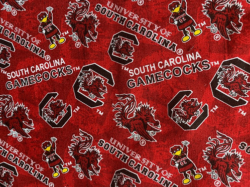South Carolina Gamecocks Face Mask