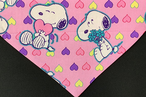 Snoopy Love - Pink