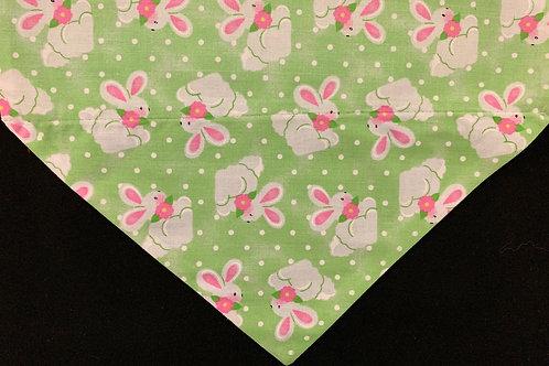 Bunnies and Polka Dots