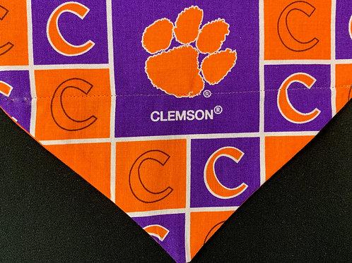 Clemson University - Block Pattern
