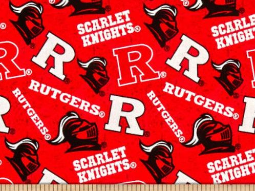 Rutgers Face Mask