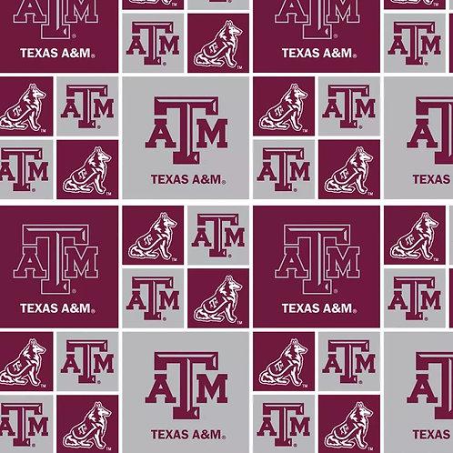Texas A&M University Face Mask
