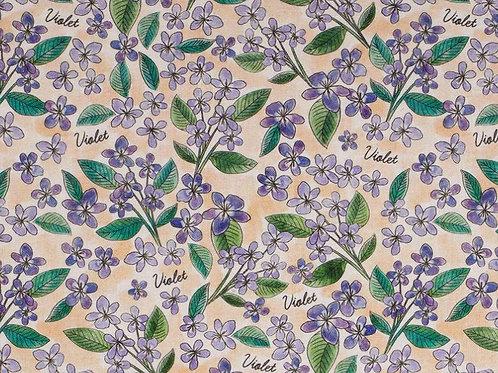 New Jersey Flower - Violets