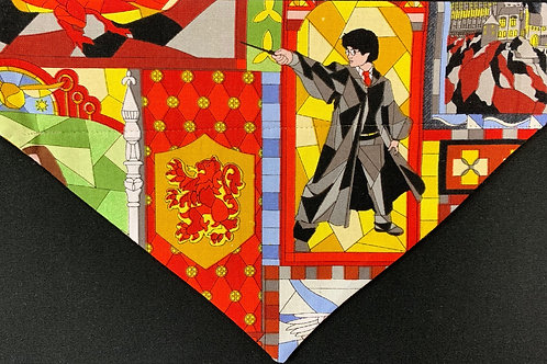 Harry Potter Stained Glass Windows