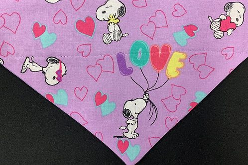Snoopy Love - Purple