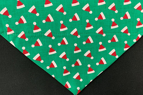 Santa Hats - Green