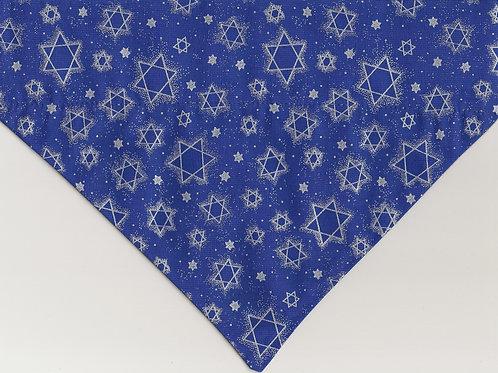 Hanukkah Stars - Blue
