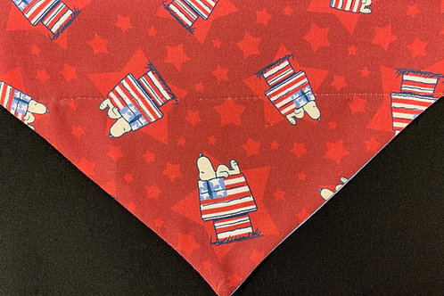 Snoopy Dog House Flag