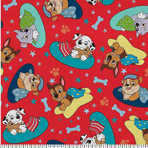 Paw Patrol - Red Face Mask