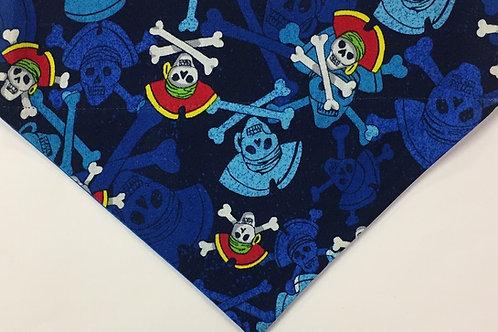 Pirates - Blue