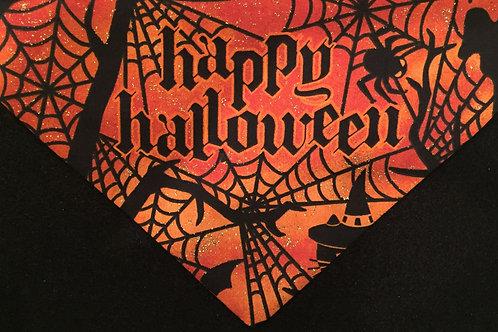 Sparkly Happy Halloween