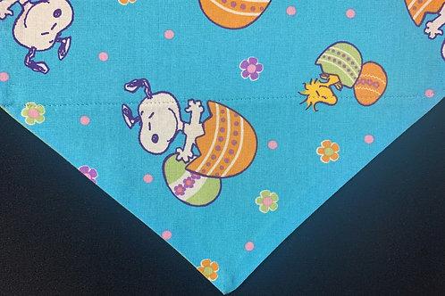 Snoopy Easter - Aqua