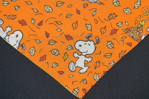 Snoopy Falling Leaves