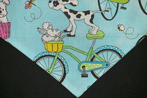 Cycling Dogs
