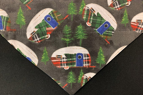 Plaid Holiday Campers