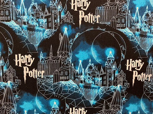 Harry Potter Hogwarts Moon