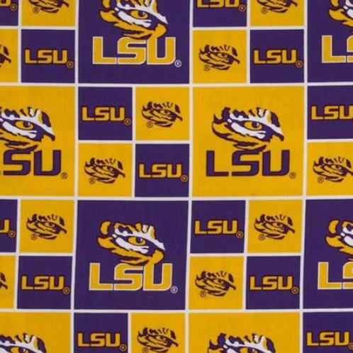LSU Face Mask