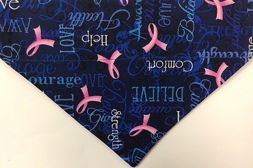 Breast Cancer - Blue