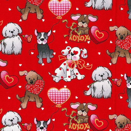Love Pup - Red
