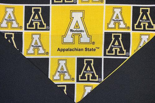 Appalachian State - Block Pattern