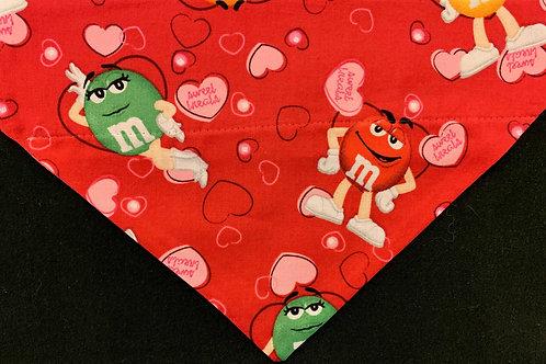 M&Ms Valentine's Day