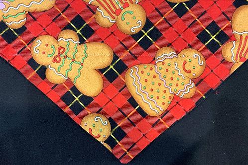Gingerbread Cookies Plaid