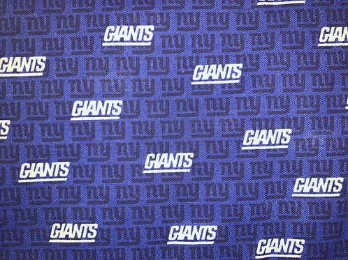Giants Face Mask