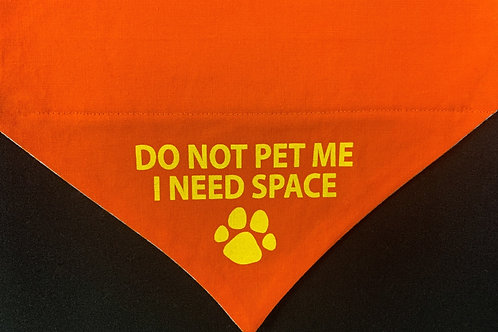 I Need Space - Orange