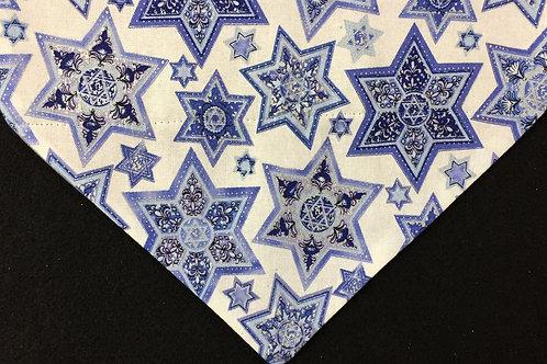 Hanukkah Stars - White