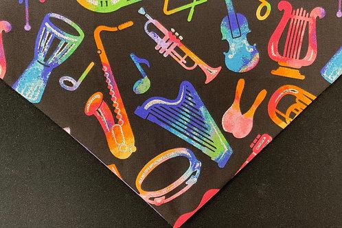 Glitter Rainbow Instruments