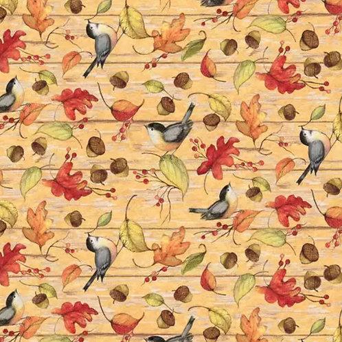 Fall Acorns & Leaves Harvest