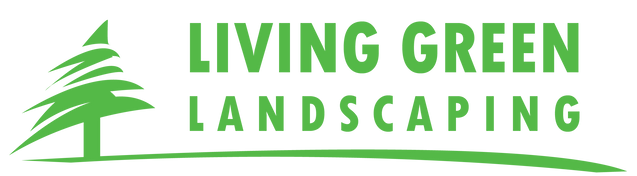 Living Green Landscaping Logo - Final PN