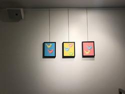 Bird Vases Series