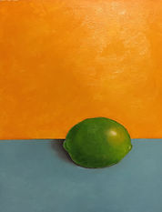 Lime Painting