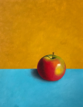 Apple #2 (Commissioned Painting)