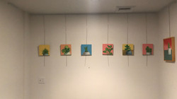 Plants Series Wall