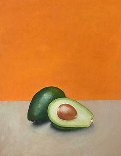Avacado Painting