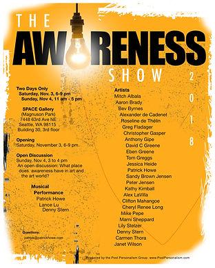 Awareness Show Art Exhibition