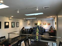 Cafe Top Floor Presentation