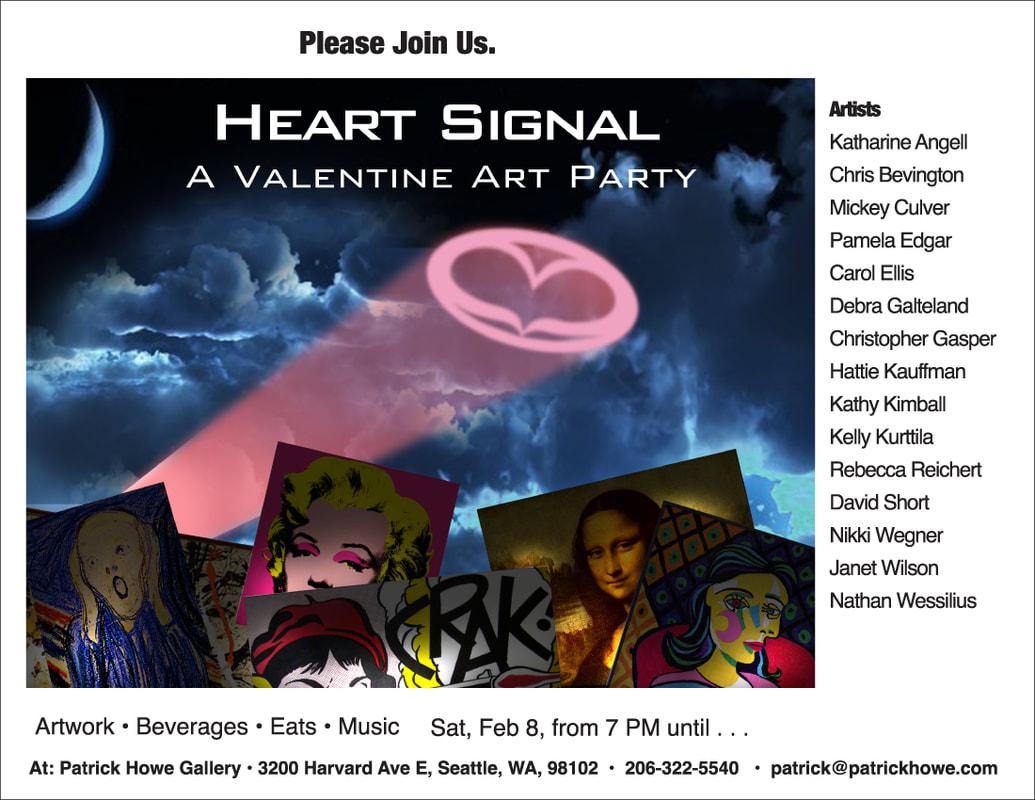 """Heart Signal"" Valentine Show 2014 Poster"