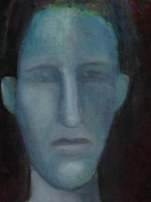 mam portrait painting