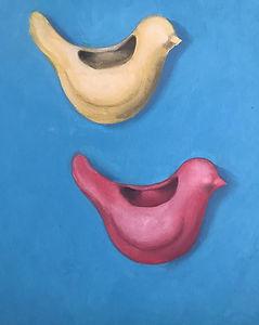 Bird Vases (Larry & Sue)