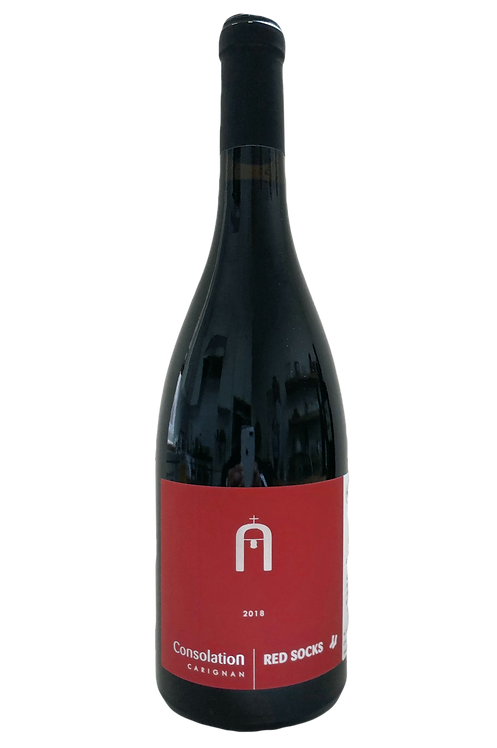 "Consolation | Carignan | ""Red Socks"""