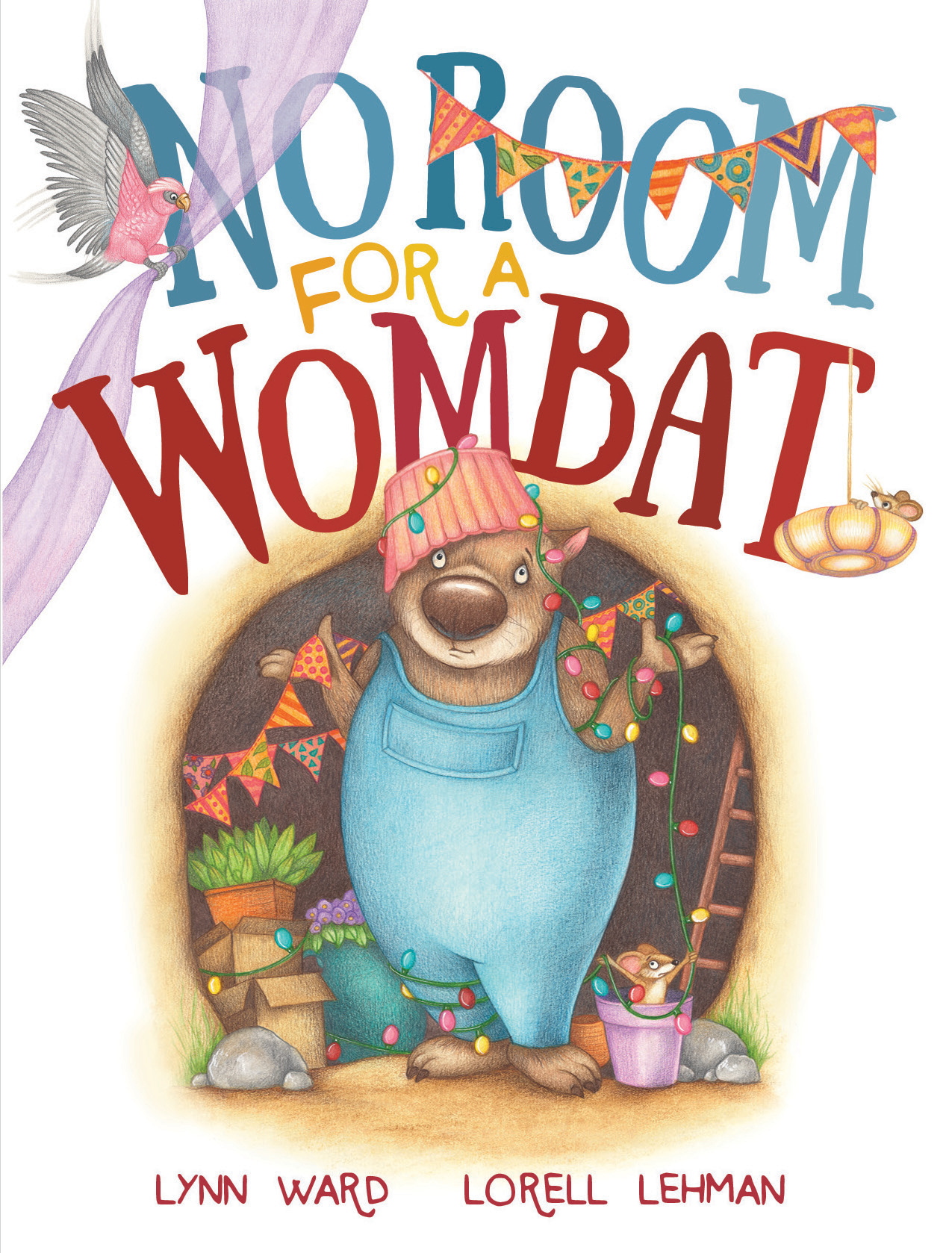 No Room For A Wombat