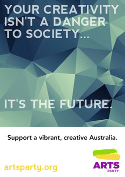 Posters for Australian Arts Party