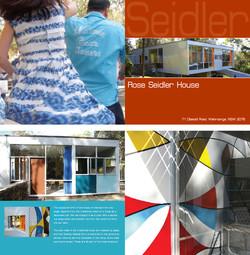 Historic Houses Trust brochure